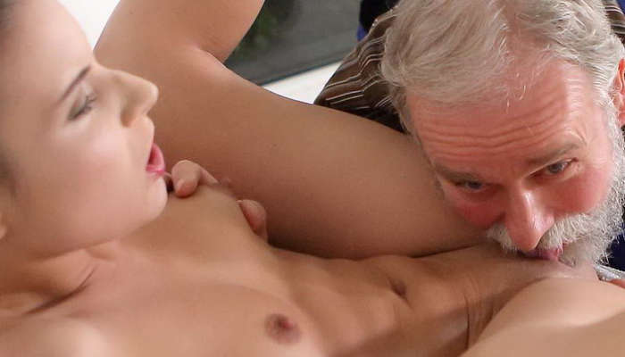 Teen Old Porn Featuring Anita Berlusconi