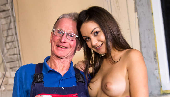 Old Man Sex With Beauty Teen