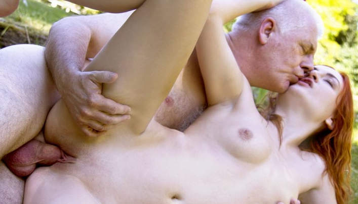 Eva Berger Old Sex