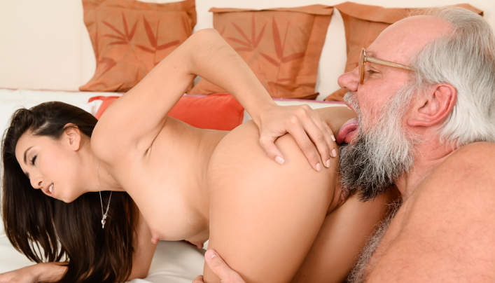 Frida Sante Old Sex With Albert