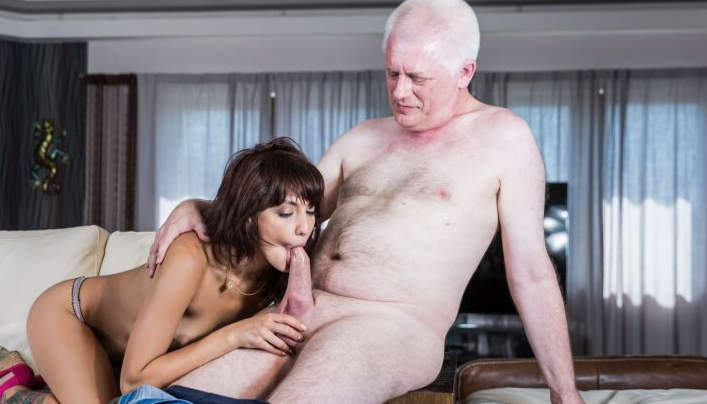 Suzy Rainbow Old Man Sex : Burly Smutty Professor