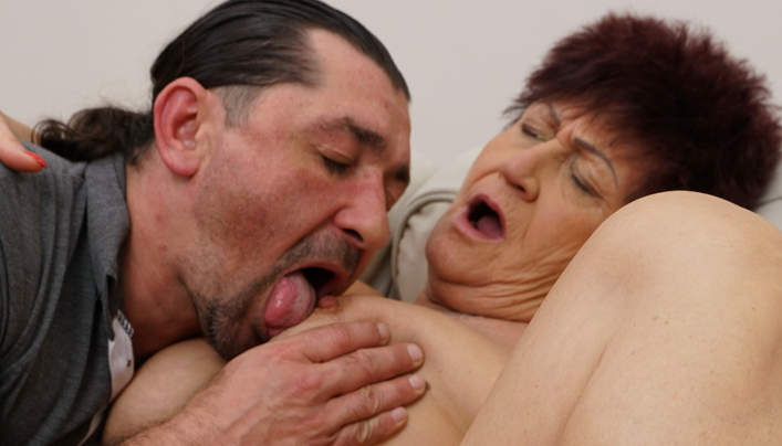 BBW Granny Sex : Horny Old Libertines