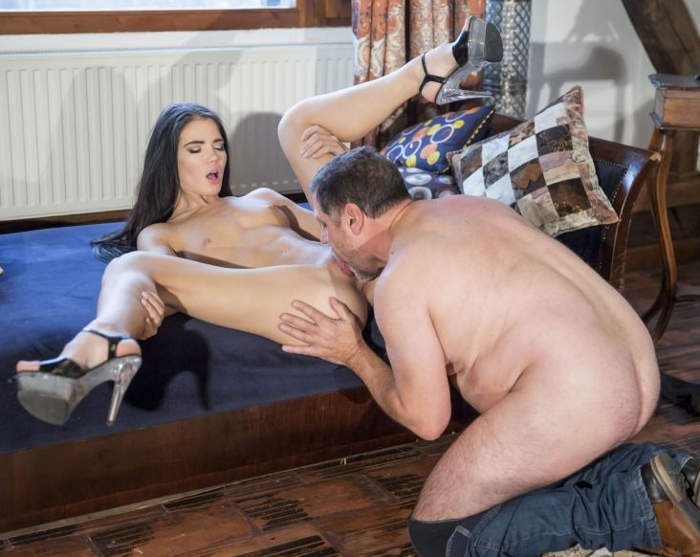 Lovenia Lux Old Man Sex