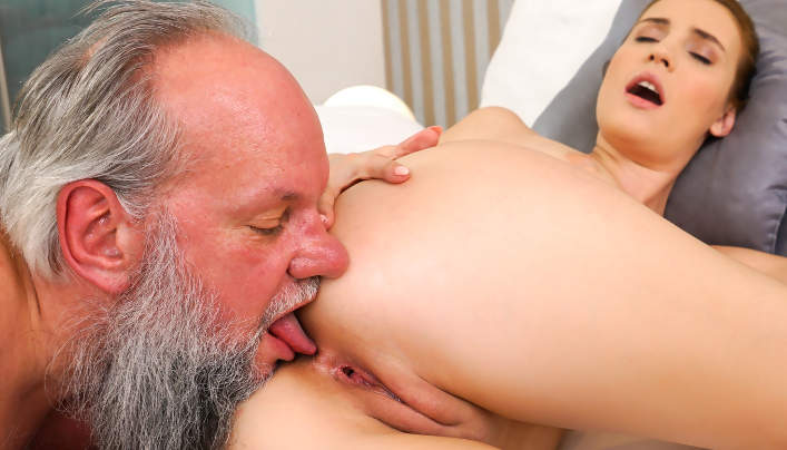 Lulu Love Old Man Porn : Silver Bearded Fats
