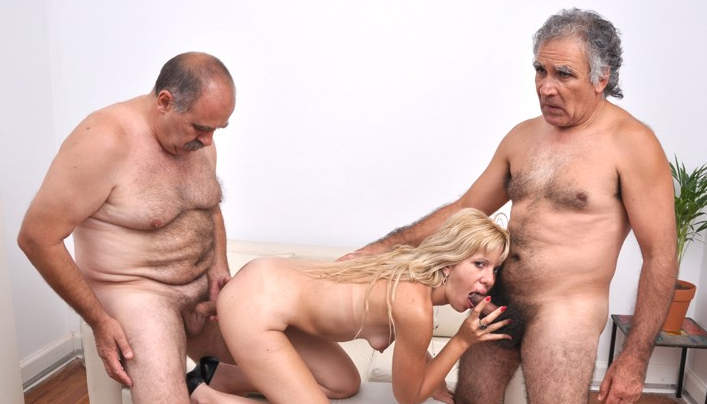 Play Daddy : Popular Old-Teen Porn Website