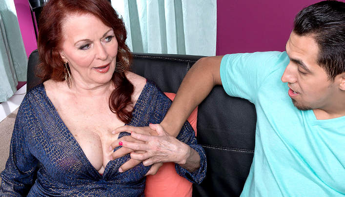 Katherine Merlot  MILF Bundle: 71 Years Old Granny Sex