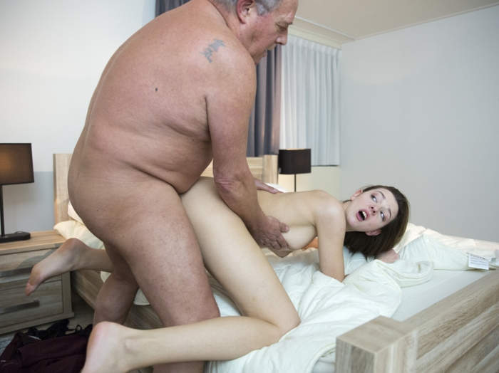 Rebecca Ruby old man sex